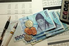 은행권 올해 예금이자 상승폭이 대출이자율 상승폭 앞질러