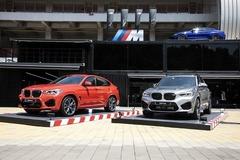 BMW 코리아, 고성능 SAV 뉴 X3 M·뉴 X4 M 국내 공개