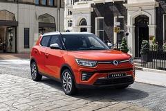 쌍용차 티볼리 4년 연속 국내 가솔린 SUV 판매 1위