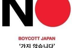 우리나라 국민 10명 중 7명, 일본 제품 불매운동 나서