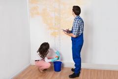 아파트 시스템 에어컨 누수 피해 빈발...망가진 벽지, 가구는?