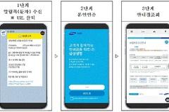 삼성생명, '스마트 안내 서비스' 도입