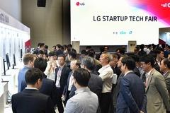 LG, 오픈 이노베이션 가속화…국내외 유망 스타트업 40개사 참여 테크페어 개최