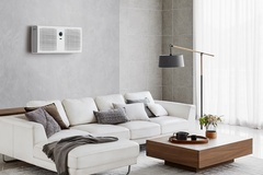 웅진코웨이, 사용면적 115m² 대용량 스탠드·벽걸이 겸용 공기청정기 출시