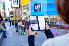 'LG 듀얼 스크린' 해외에서 호평...북미 시장 공략 청신호