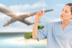 대한항공, 아시아나 상해로 비행기 못타도 취소 수수료 '칼'부과