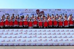 금투업계 대표적 사회공헌행사 '사랑의 김치 Fair' 열려
