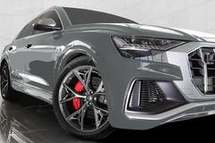 한국타이어, 독일 SUV '뉴 아우디 SQ8 TDI'에 신차용 타이어 공급