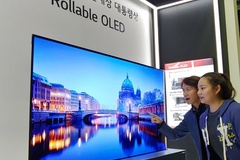 LG디스플레이 '롤러블 OLED', 대한민국 기술대상 '대통령상' 수상