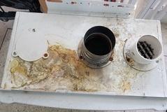 [노컷영상] 설치 실수로 내부 부식된 가스보일러, 가스냄새 진동